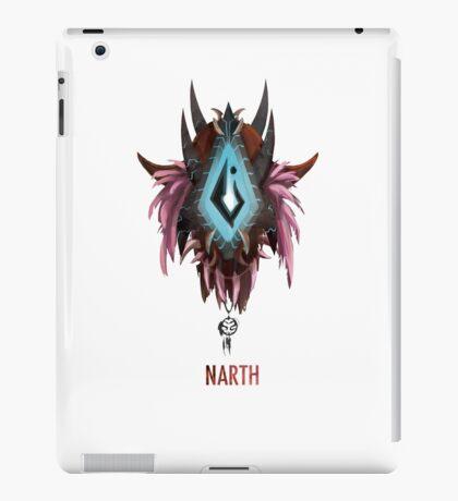 Narth Vinilo o funda para iPad