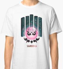 Camiseta clásica Shangri-la