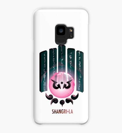 Shangri-la Funda/vinilo para Samsung Galaxy
