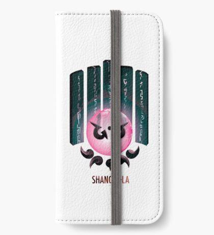 Shangri-la Funda tarjetero para iPhone