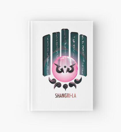 Shangri-la Cuaderno de tapa dura