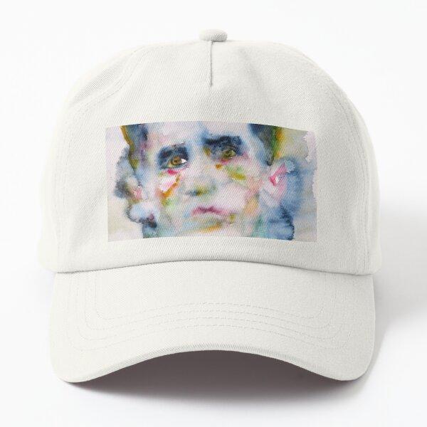 LUDWIG WITTGENSTEIN - watercolor portrait Dad Hat