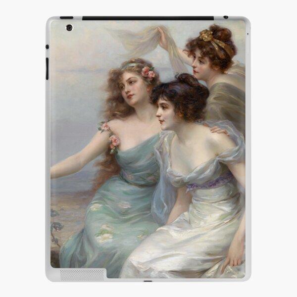 Edouard Bisson Die drei Grazien The Three Graces iPad Skin