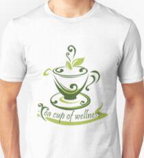 Tea Cup Of Wellness T-Shirt