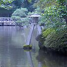 TOKYO PARK in the Early Morning by Sue Ballyn