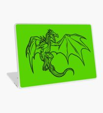 Skyrim Dragon Laptop Skin