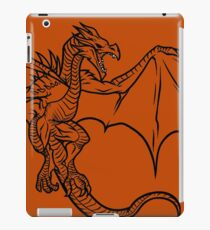 Skyrim Dragon iPad Case/Skin