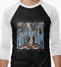 Tribal Business Men's Baseball ¾ T-Shirt