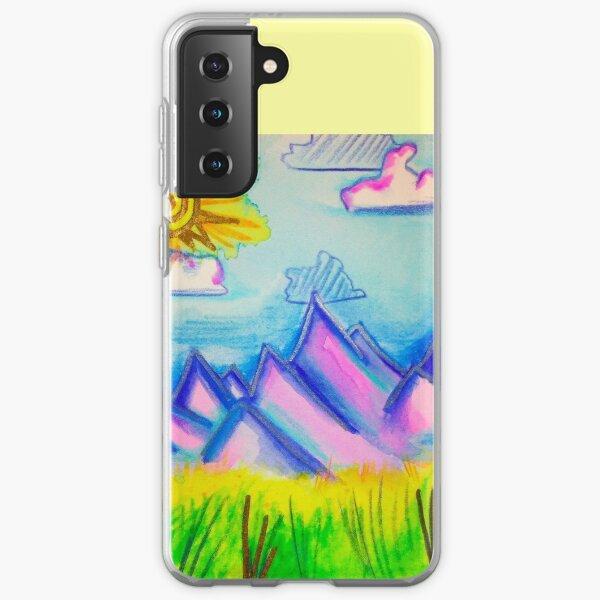Alpine July Samsung Galaxy Soft Case