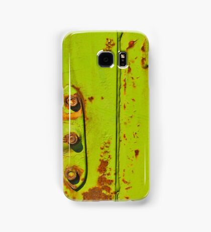 Lime Hinge Samsung Galaxy Case/Skin