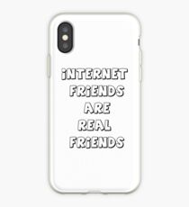 internet friends 1 iPhone Case