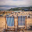 Cornish Deck Chairs by Michelle Lovegrove