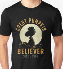 Great Pumpkin Believer Shirt Unisex T-Shirt