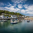 Porthleven, Cornwall by Michelle Lovegrove