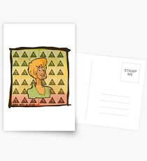 Shaggy & Blotters Postcards