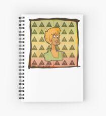 Shaggy & Blotters Spiral Notebook