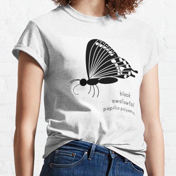 Black Swallowtail Classic T-Shirt
