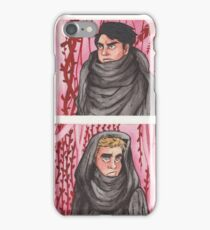 Captain Kirk and Doctor McCoy - Star Trek iPhone Case/Skin