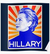 Póster Hillary Clinton