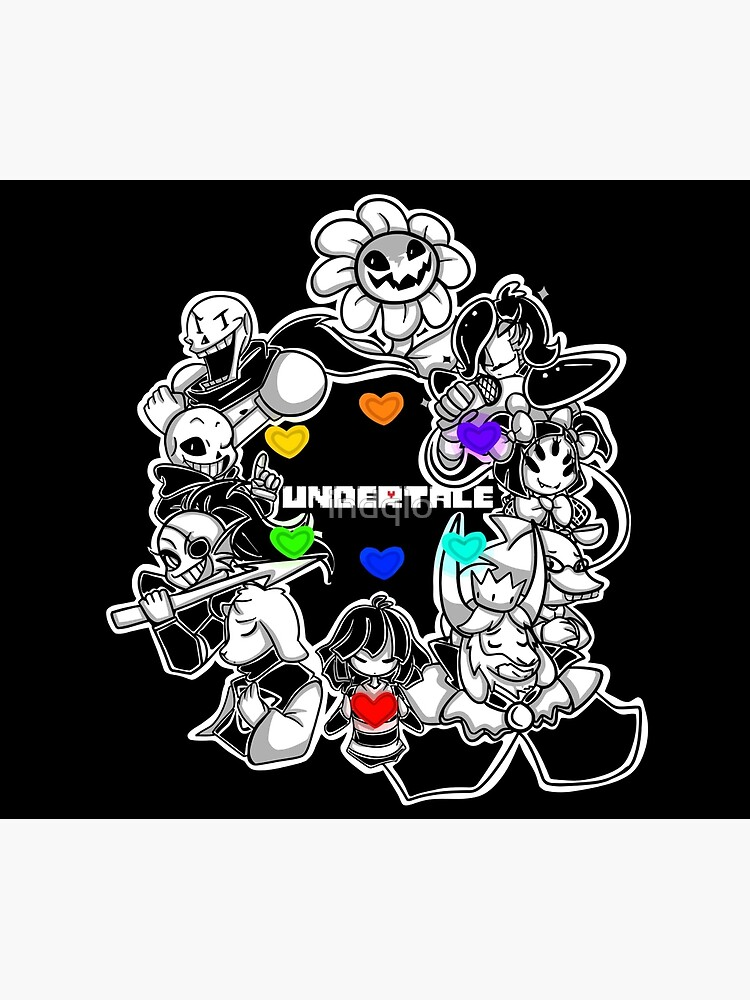 Undertale by indqlo