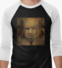 Hermann Rorschach Men's Baseball ¾ T-Shirt