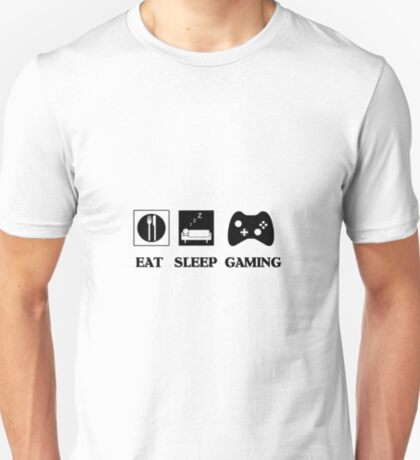 Eat Sleep Gaming T-Shirt