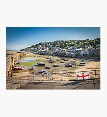 Mousehole, Cornwall Photographic Print
