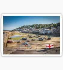 Mousehole, Cornwall Sticker