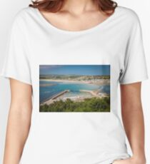 Marazion, Cornwall Women's Relaxed Fit T-Shirt