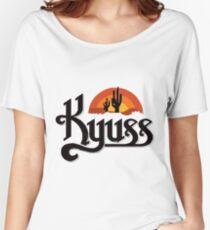 Kyuss Band Women's Relaxed Fit T-Shirt