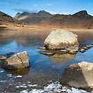 Beal Tarn, Cumbria by Michelle Lovegrove