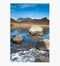 Beal Tarn, Cumbria Photographic Print