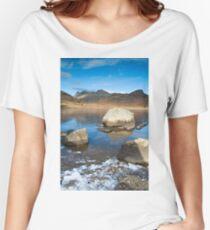 Beal Tarn, Cumbria Women's Relaxed Fit T-Shirt