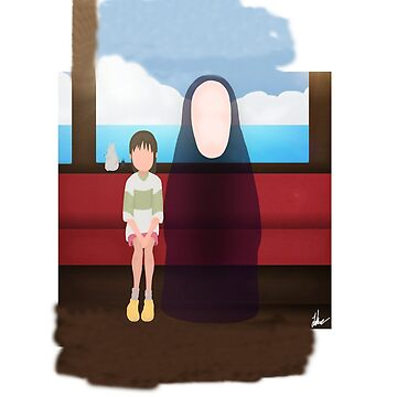Spirited away  by Timoengel