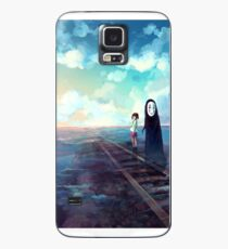 Spirited away  Case/Skin for Samsung Galaxy