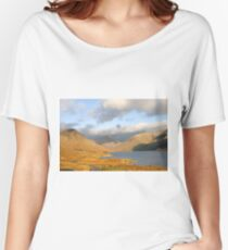 Wasdale, Cumbria Women's Relaxed Fit T-Shirt
