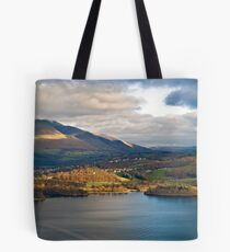 Derwent from Cats Bells Tote Bag