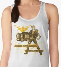 Always Outnumbered Never Outgunned Women's Tank Top
