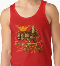 Always Outnumbered Never Outgunned Tank Top