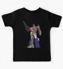 Optimus Prime - Écorché Kinder T-Shirt