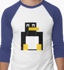 Cubed Penguin T-Shirt