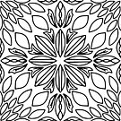 Leafy Pattern Repeat by WelshPixie