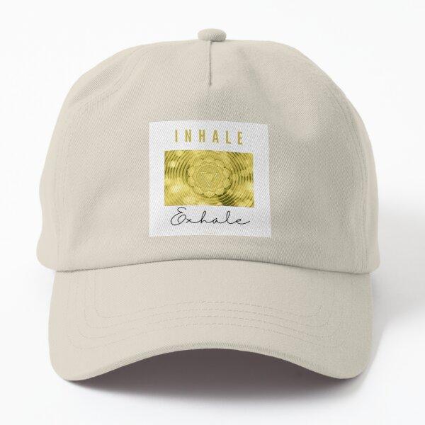 Inhale Exhale Namasta - Yoga Series 3 Dad Hat