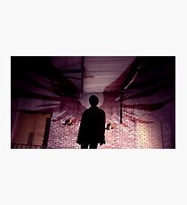 Hoseok Wings [BOY MEETS EVIL] Photographic Print