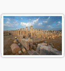 Jerash Sticker