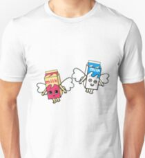 Camiseta unisex coffee and tv
