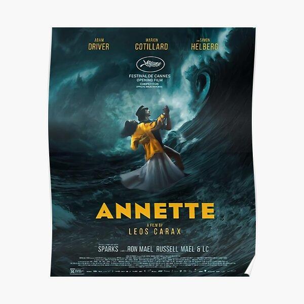 Annette Movie 2021 Poster