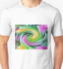 A Swirl Of Color Unisex T-Shirt