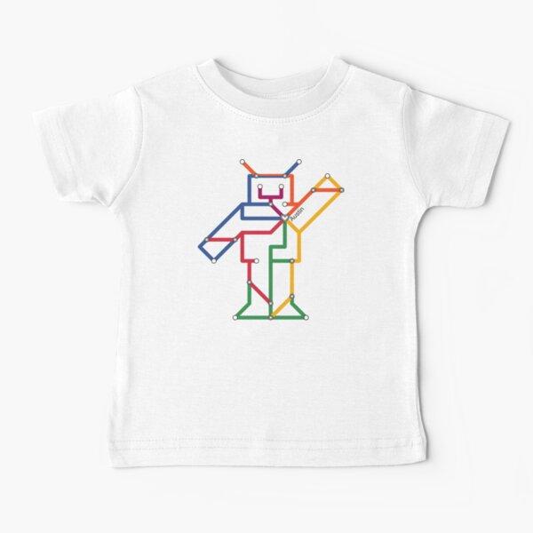 Robot: Austin Baby T-Shirt