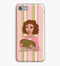 I Carried a Watermelon iPhone Case/Skin